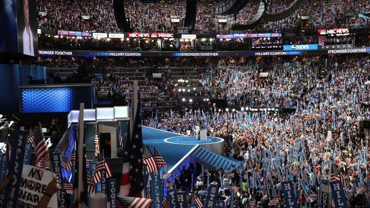 Democratic National Convention Umzug von Juli bis August inmitten COVID-19 Anliegen