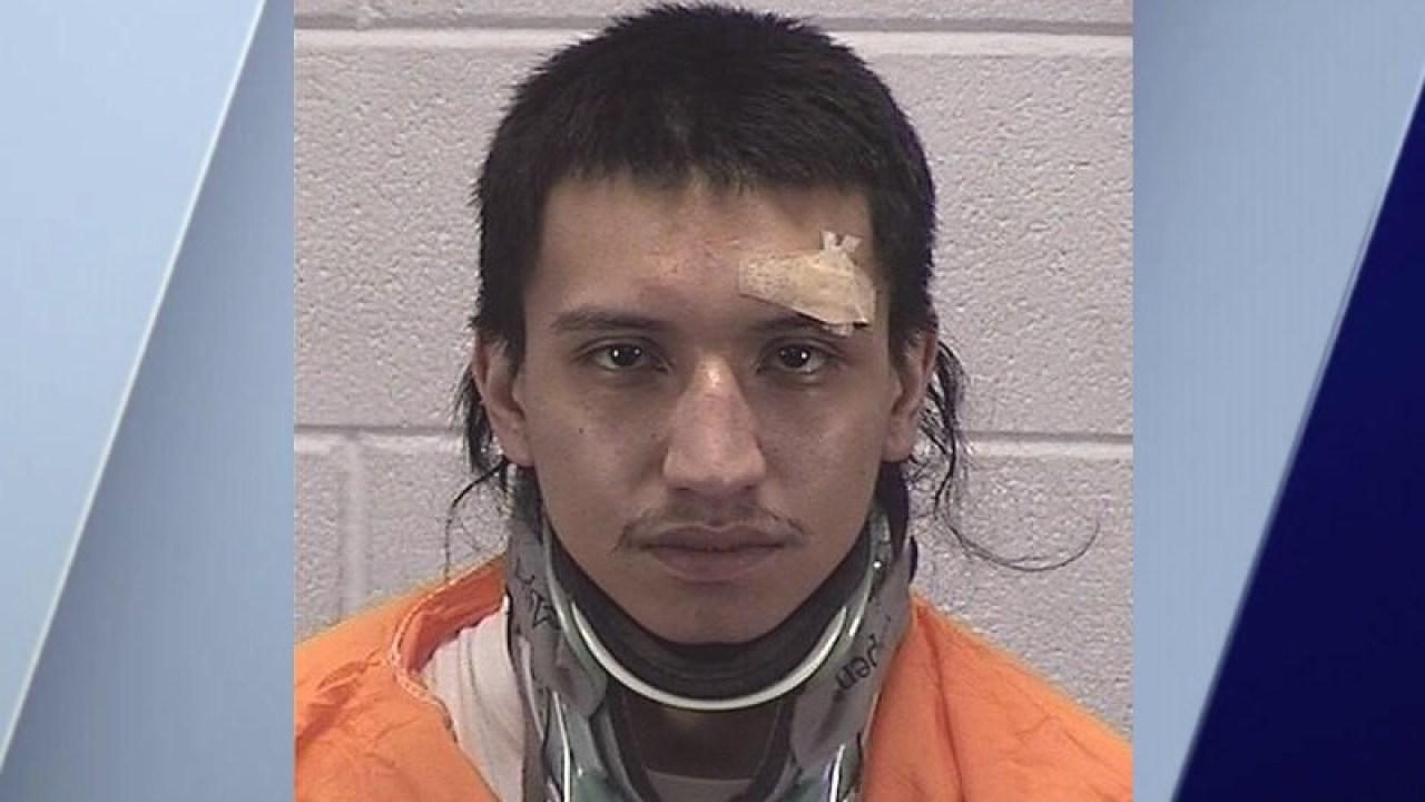 Pria, 21, dikenakan setelah buang air kecil, buang air besar di sel penjara, polisi mengatakan