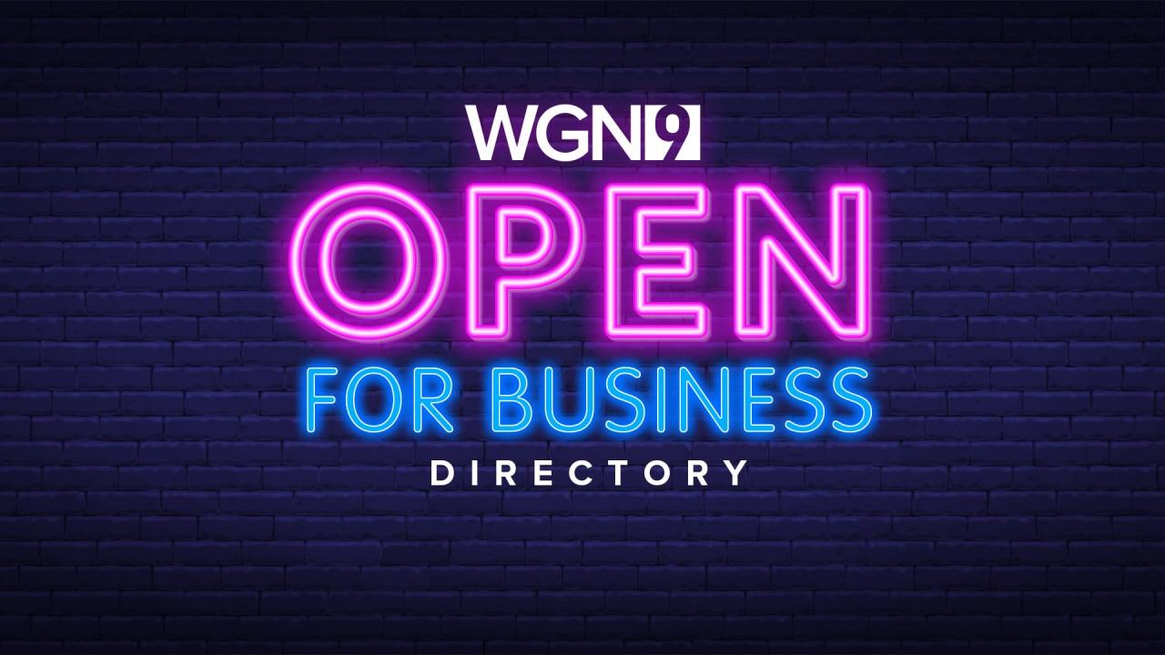 WGN-TV ist Offen für Business-Verzeichnis