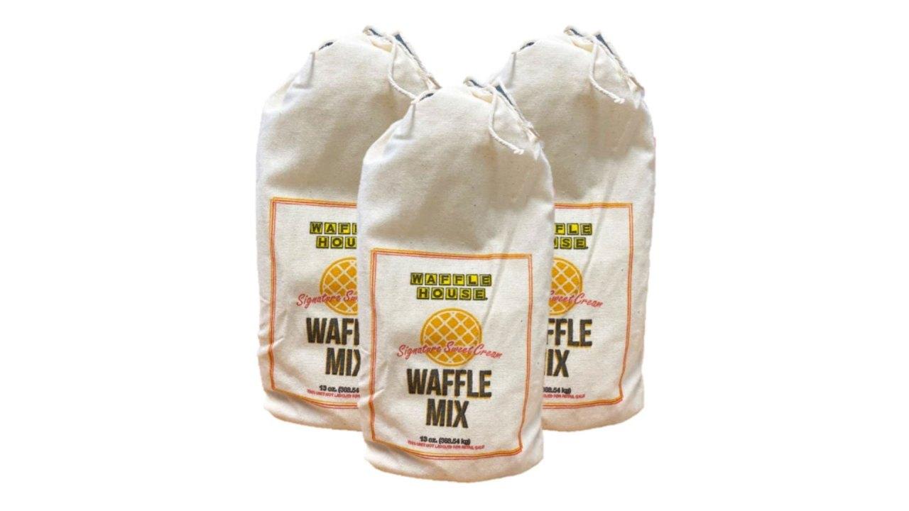 Waffle House menjual keluar dari waffle mix secara online hanya dalam 4 jam