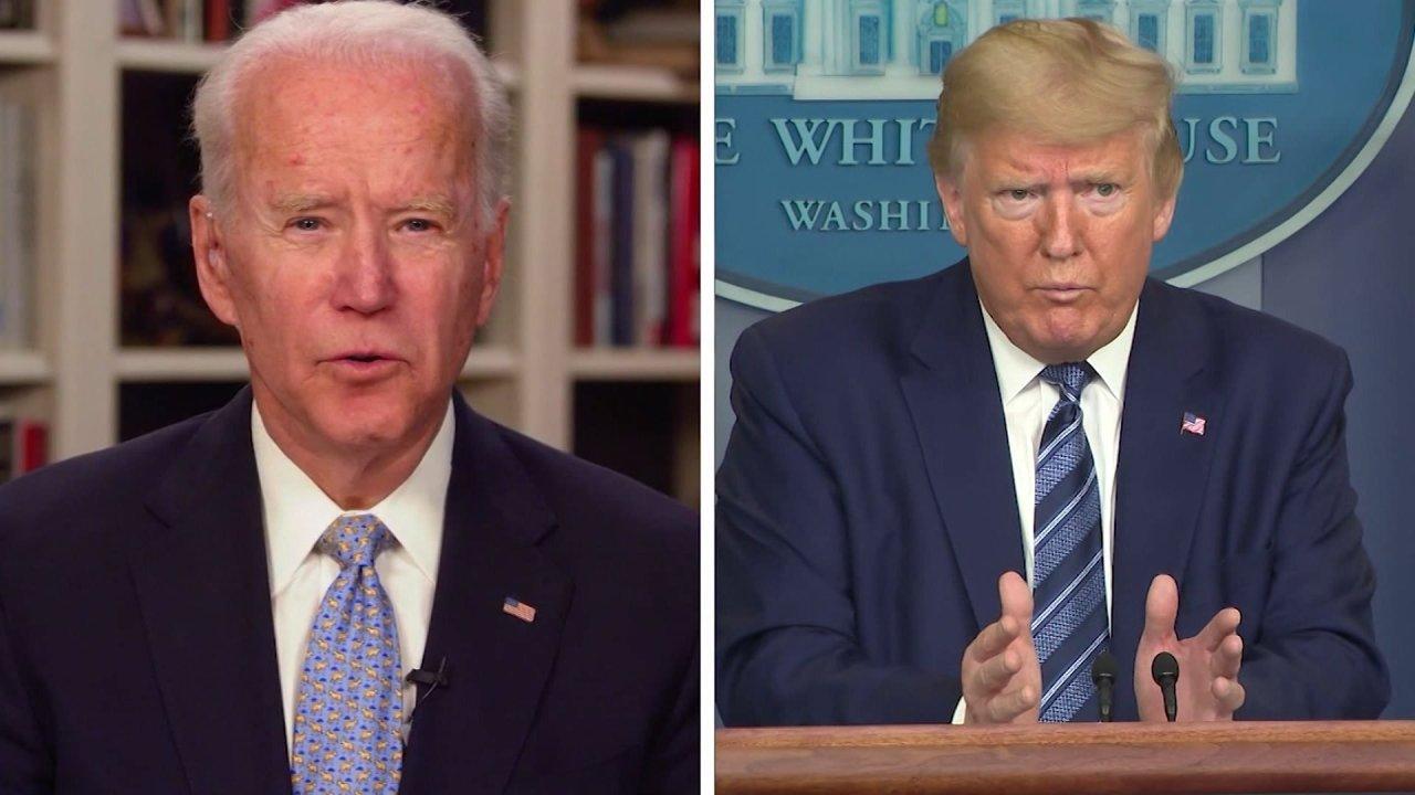 Biden vs Trump: pemilihan Umum pertempuran sekarang set