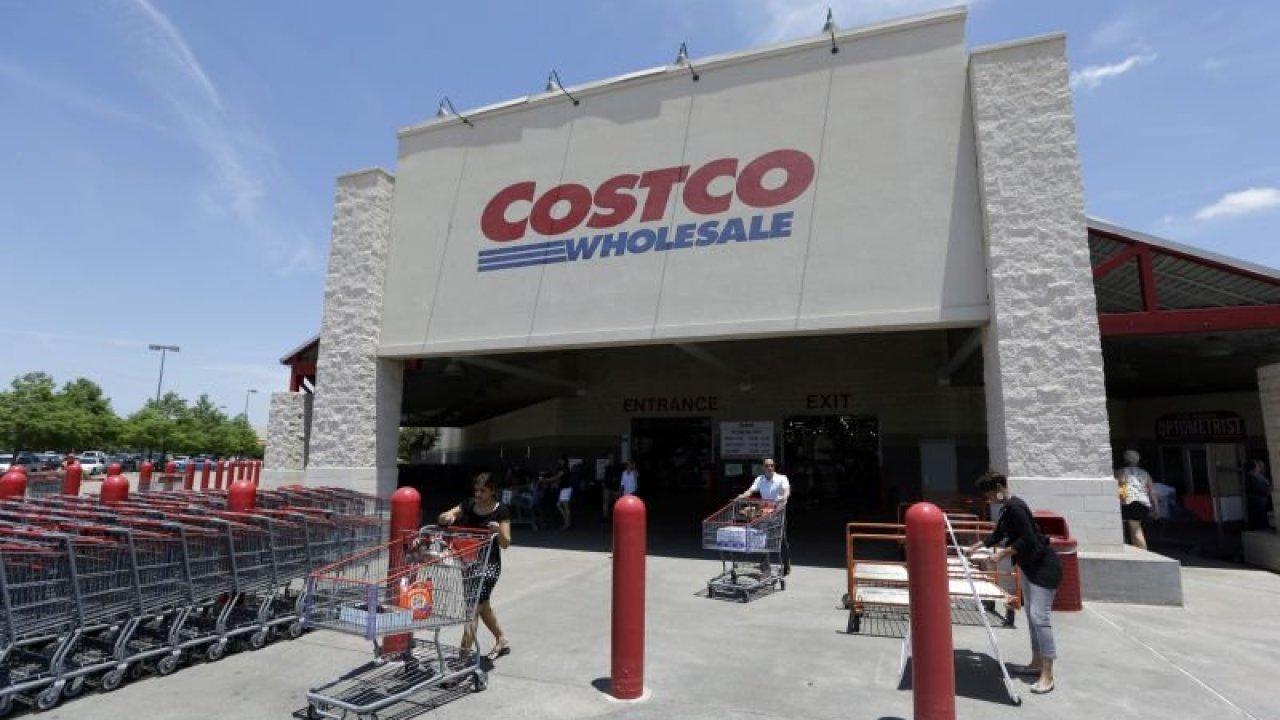 Costco zu geben, Mitarbeiter des Gesundheitswesens, Ersthelfer, vorrangigen Zugang zu den Geschäften während der coronavirus-Krise