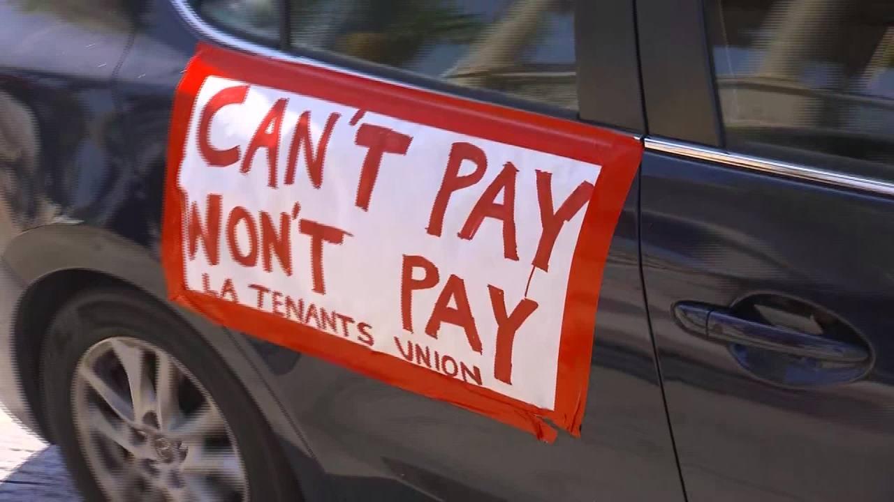 Σχεδόν το ένα τρίτο των Αμερικανών δεν πληρώνουν ενοίκιο του μήνα, τα νέα δεδομένα δείχνουν