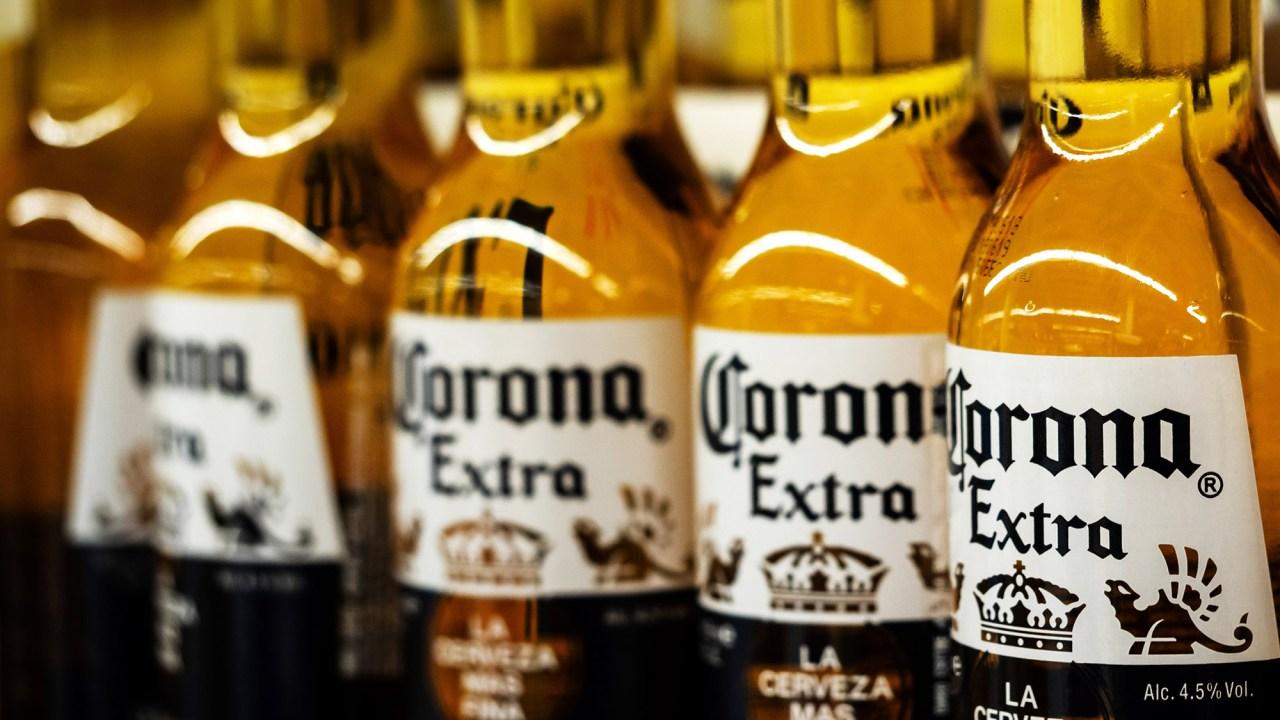 Corona beer berhenti produksi