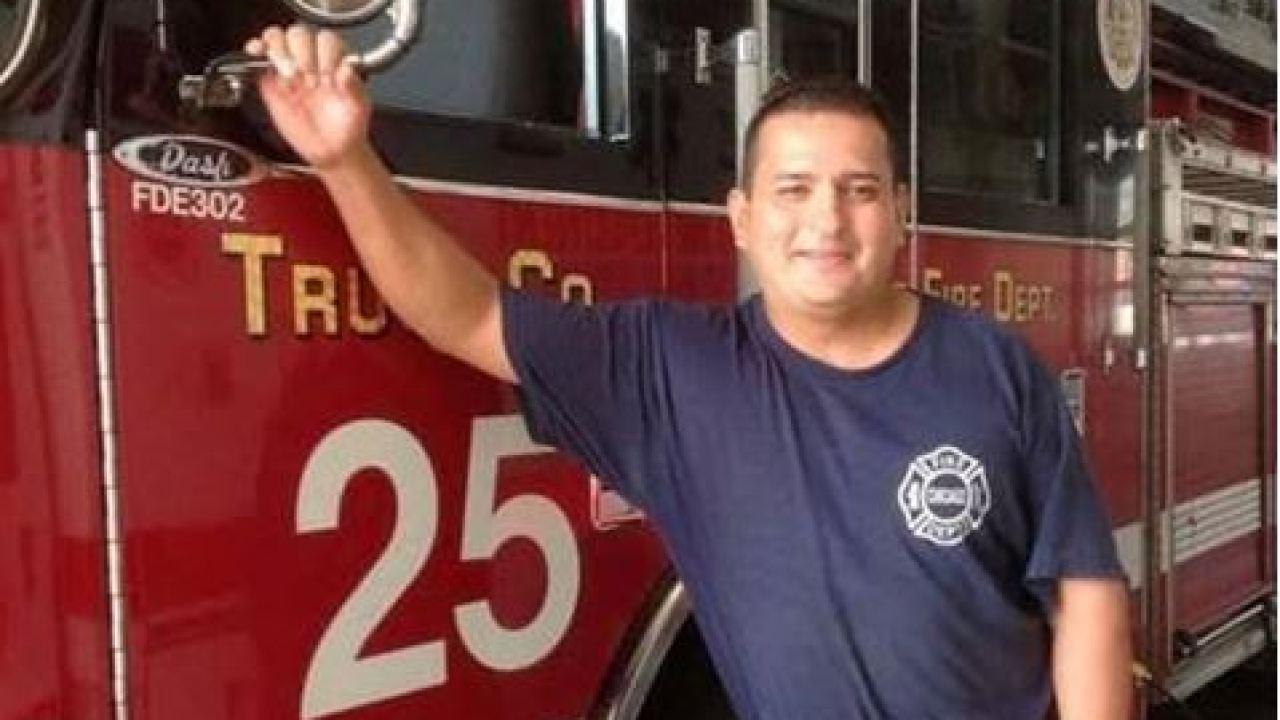 Chicago pemadam kebakaran meninggal dari komplikasi COVID-19