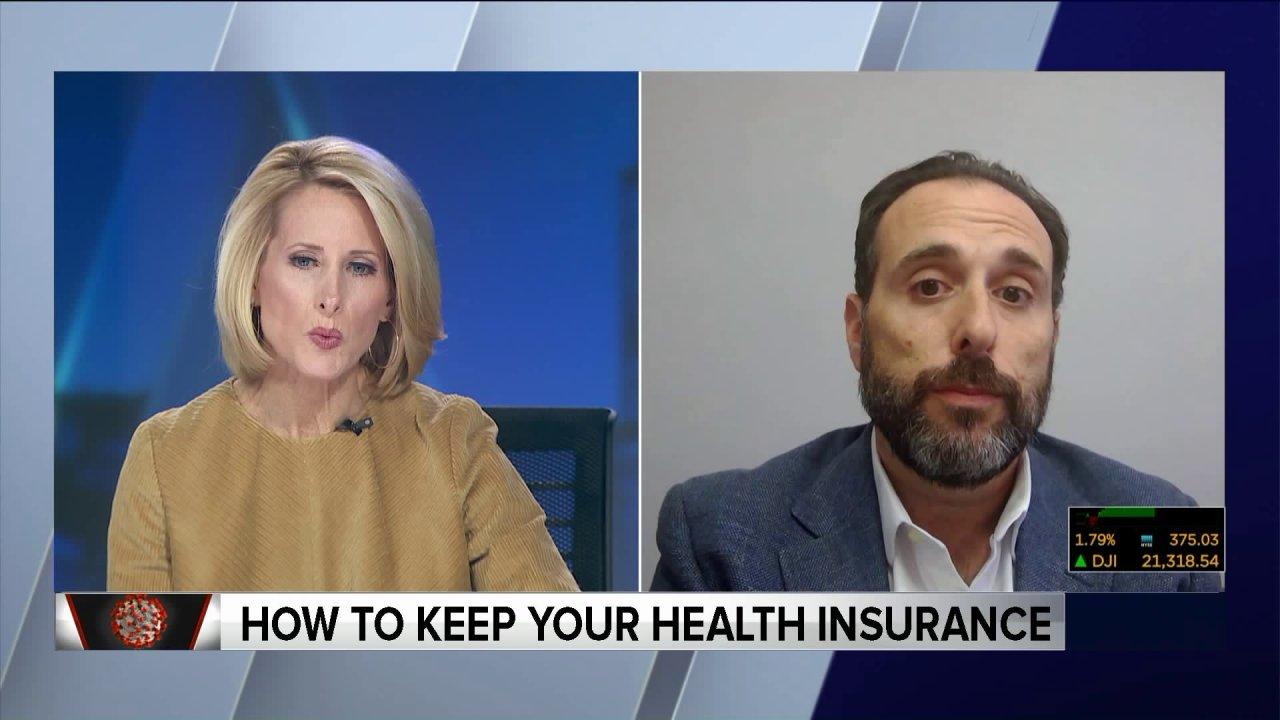 COVID-19: Ratschläge, wie halten Sie Gesundheit Versicherung, wenn Sie entlassen werden oder furloughed