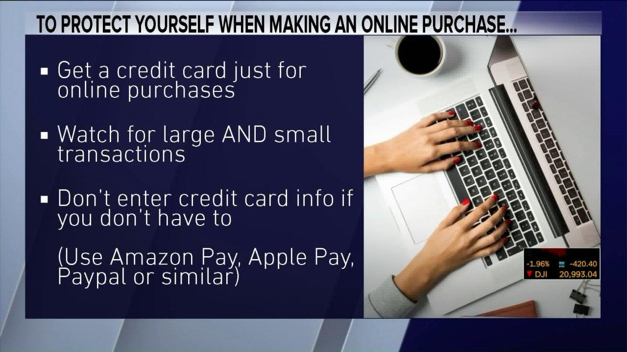 COVID-19: Tipps für Sicheres online-shopping