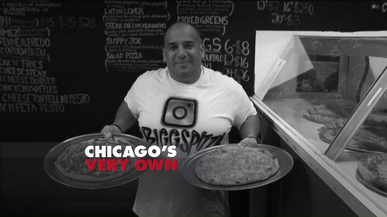 Wrigleyville εστιατόριο ιδιοκτήτης παραδίδει πίτσες καθημερινά στο νοσοκομείο έκτακτης ανάγκης δωμάτια