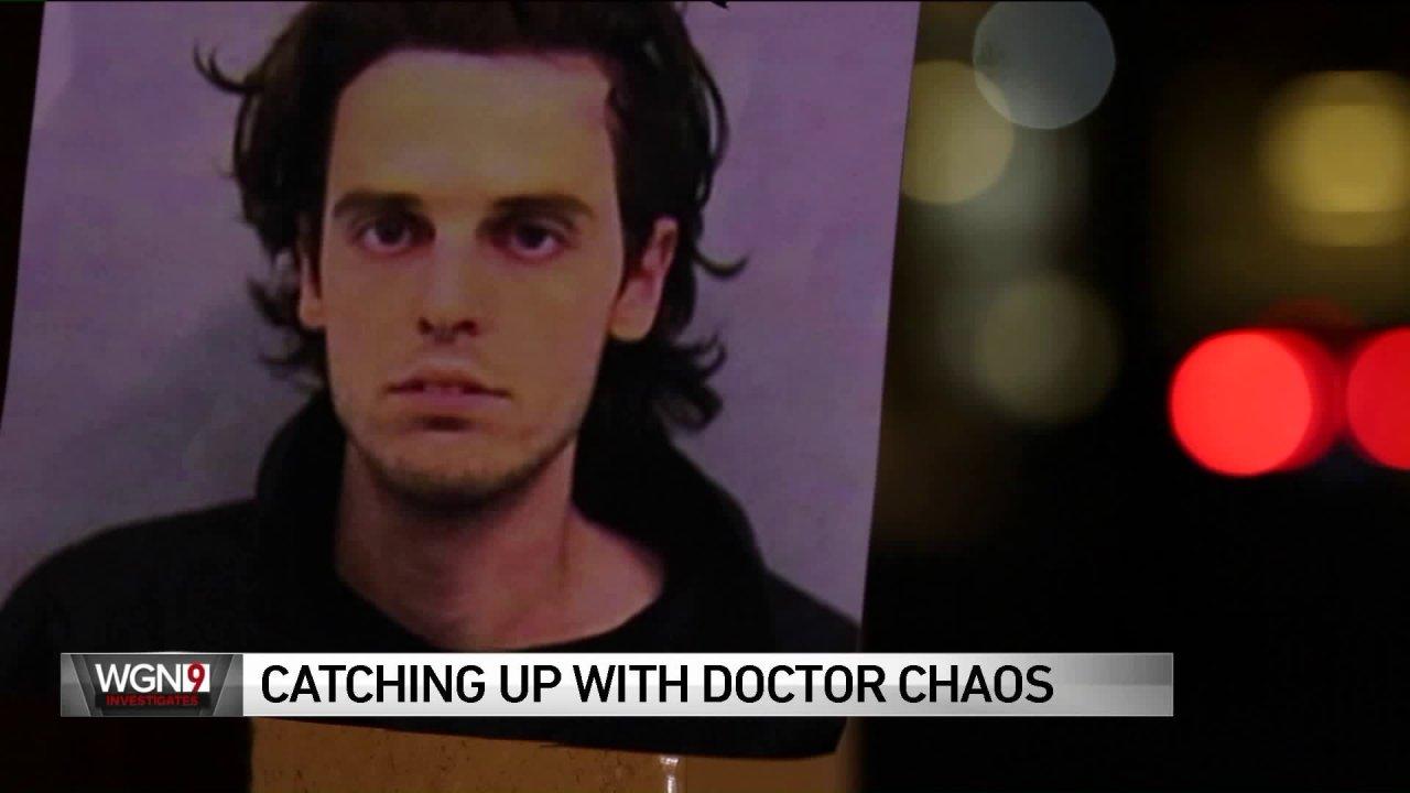 'Dr. Chaos' kembali di pengadilan
