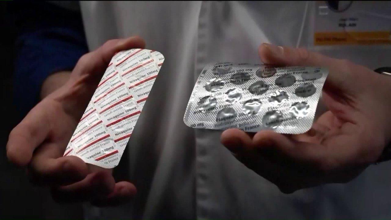 Untuk orang-orang dengan lupus dan penyakit lainnya, kekurangan hydroxychloroquine mengenai