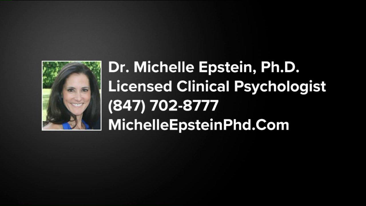Michelle Epstein berbagi tips tentang mengatasi COVID-19 stres dan kecemasan
