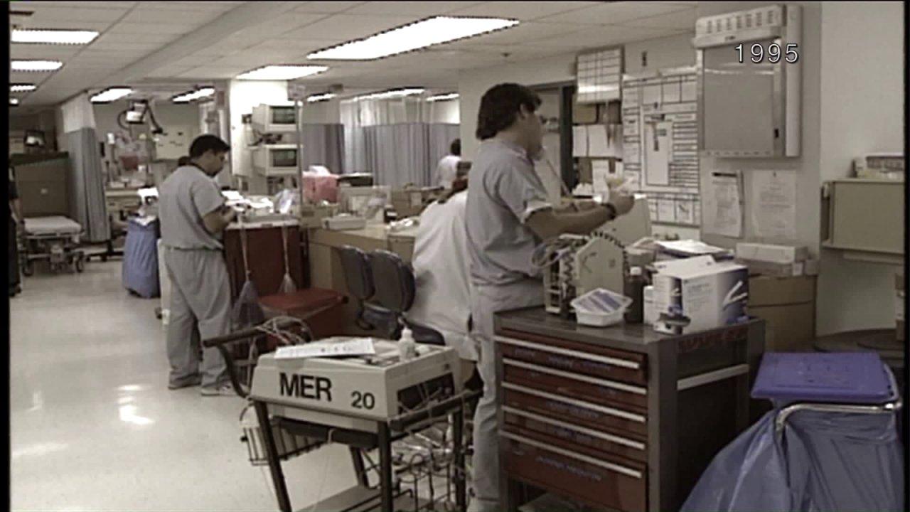Cara mematikan 1995 Chicago gelombang panas yang sebanding COVID-19 pandemi