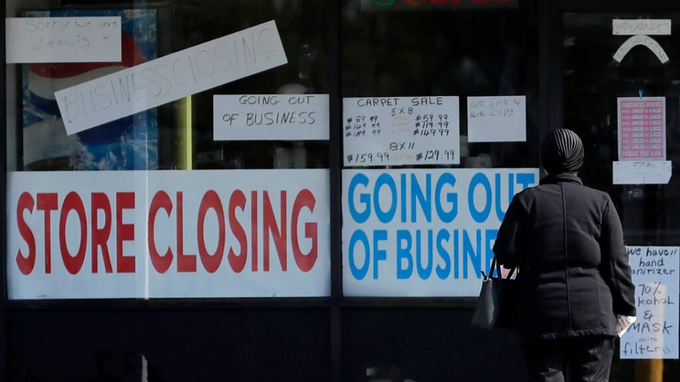 Over 2.4 million Americans filed for unemployment last week, as coronavirus job losses drag on