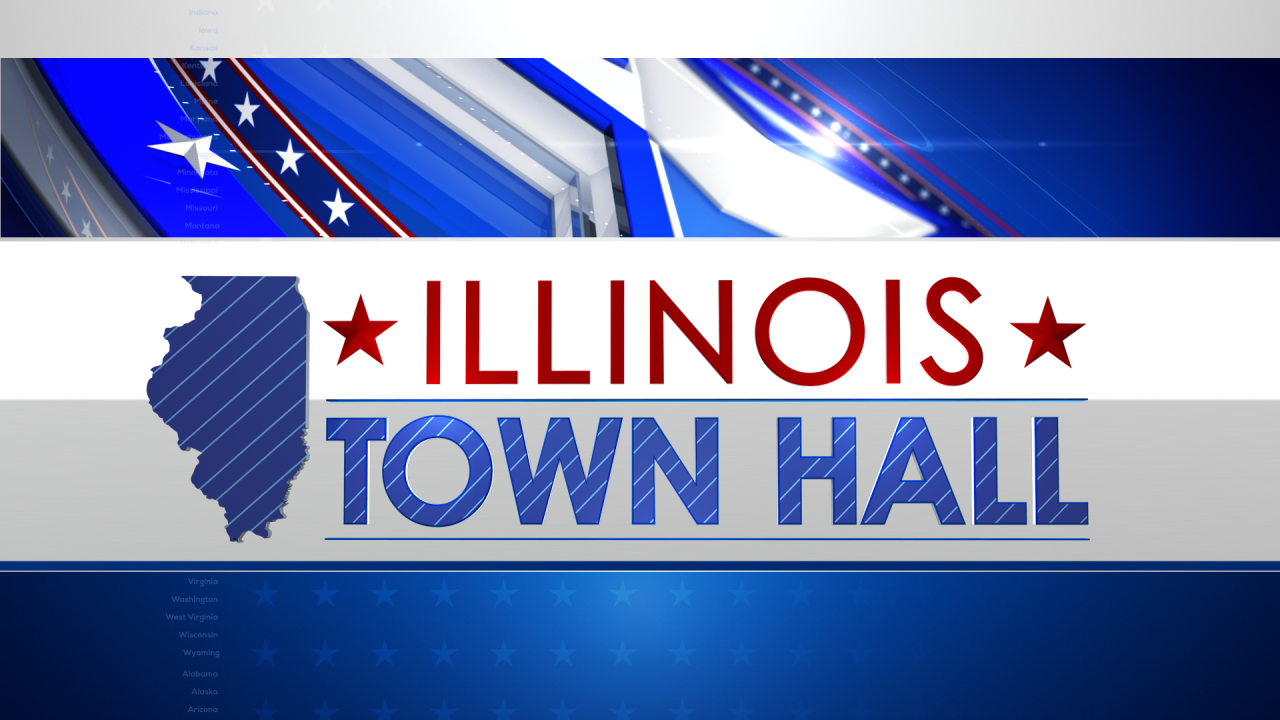 Illinois Town Hall: US Senators, top local decision makers answer your coronavirus questions