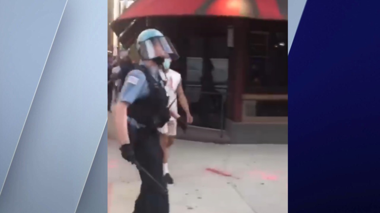 Chicago police officer caught using homophobic slur on-duty last weekend, investigation opened