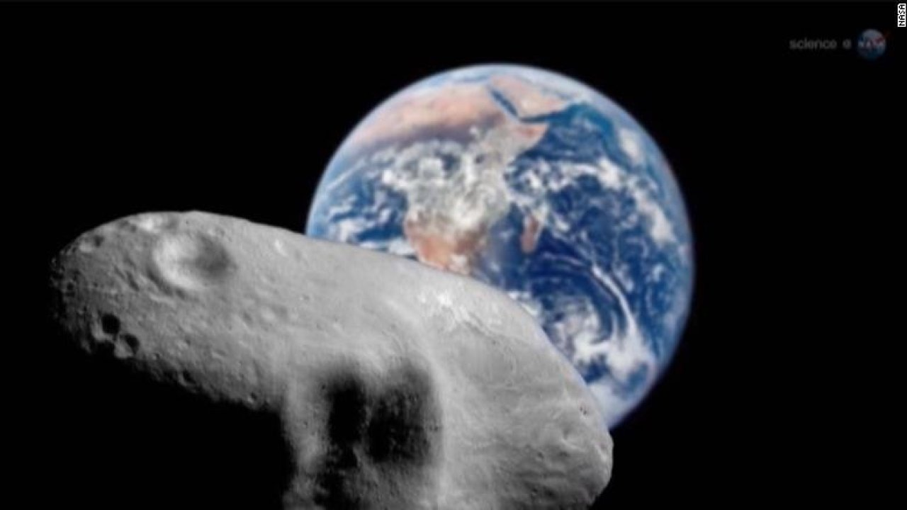 Stadium-sized asteroid heading to Earth this week