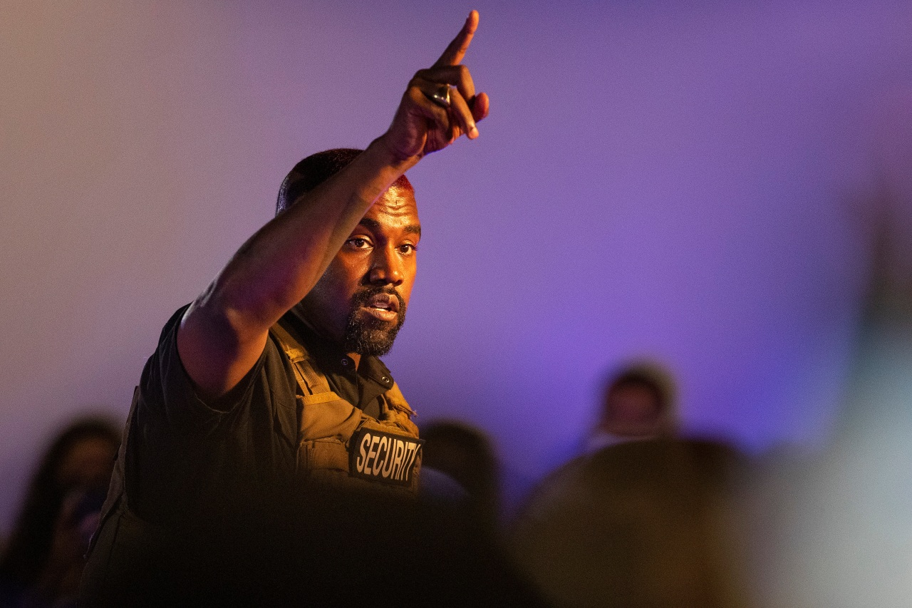 Kanye West listening party at Soldier Field will require no COVID-19 vaccine or test