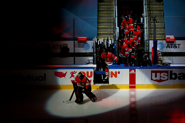 A Stanley Cup Playoffs In The Bubble Brings Old And New For The Blackhawks Wgn Tv