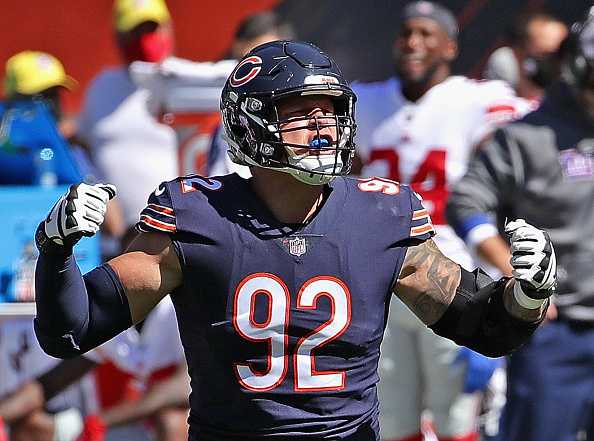 MONSTER'S MASH: From celebrations to play, Brent Urban finds his ...