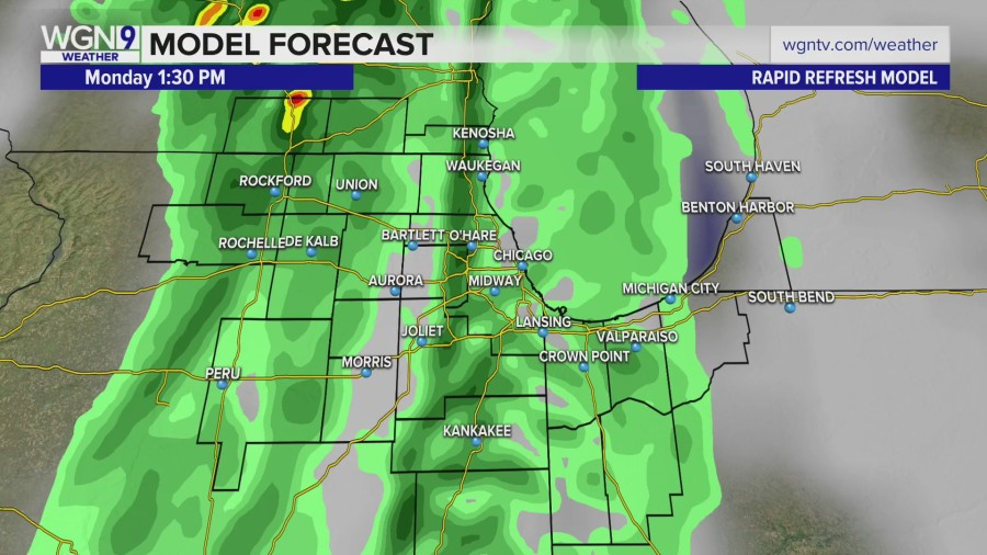 70s to return during wild weather week | WGN TV