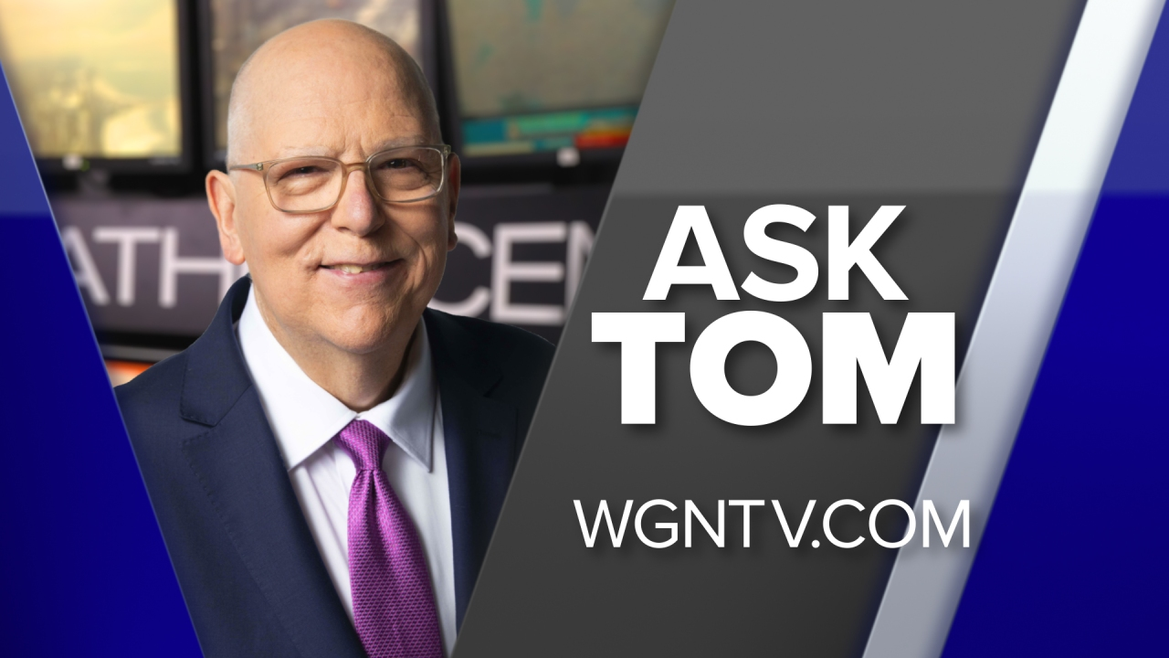 If London is farther north than Chicago, why doesn't London get more snow and cold than Chicago?