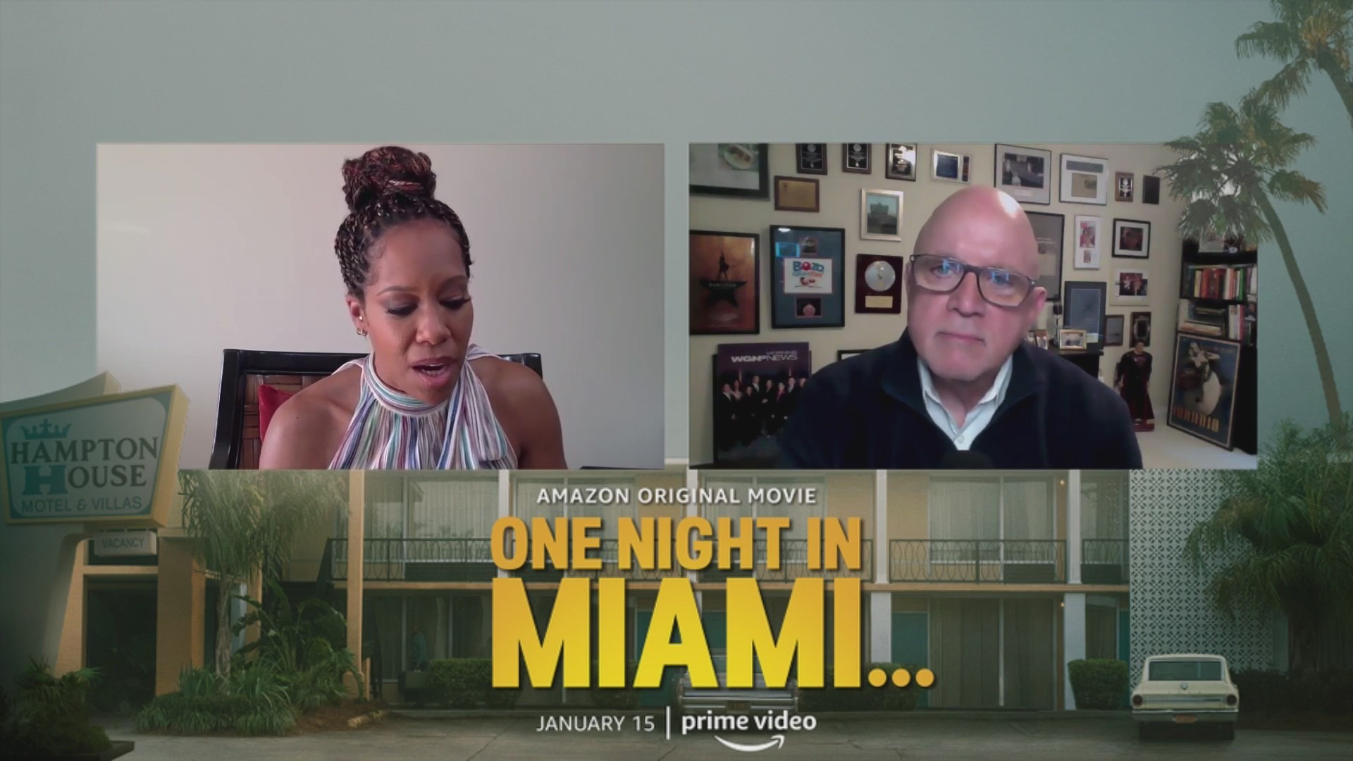 Regina King On What She Learned From Directing One Night In Miami Wgn Tv