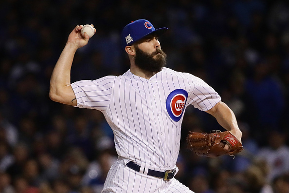 Report: Jake Arrieta, Cubs agree to 1-year deal - WGN TV Chicago