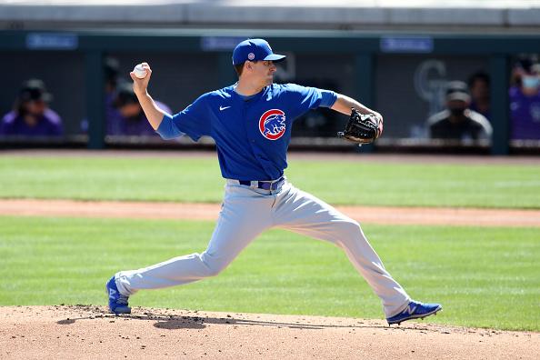 Kyle Hendricks has been named the Cubs' 2021 opening day starter | WGN-TV