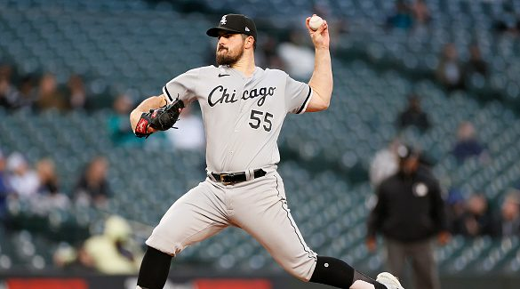 Carlos Rodon Starts Off 2021 Strong In A White Sox Win Over The Mariners Wgn Tv