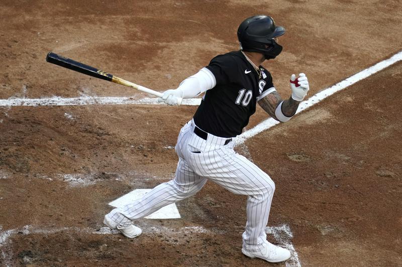 Chicago White Sox's Yoan Moncada