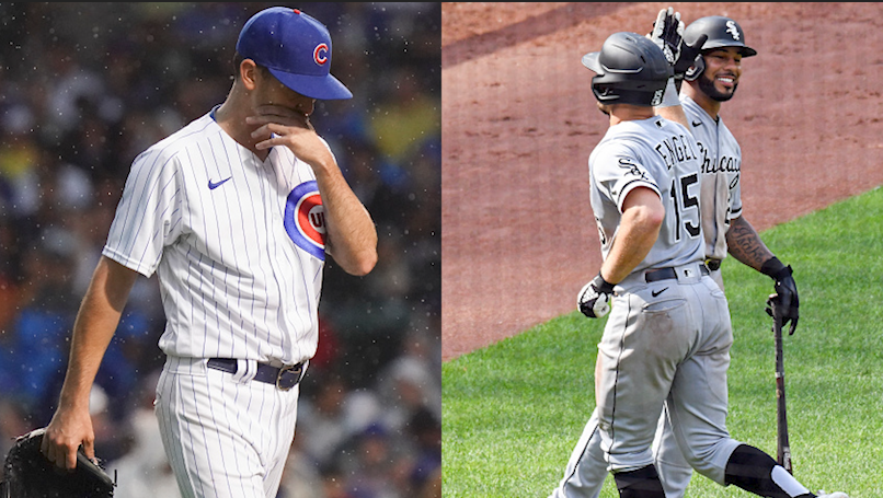 Cubs & White Sox head in opposite directions at the All-Star Break - WGN TV Chicago