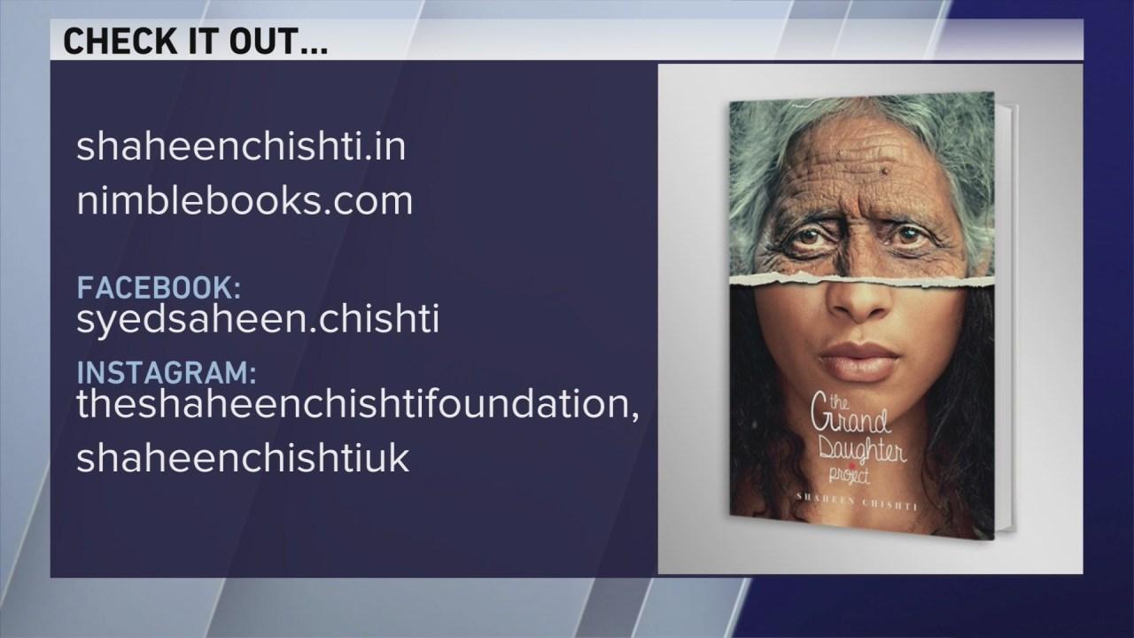 Shaheen Chishti - Author,