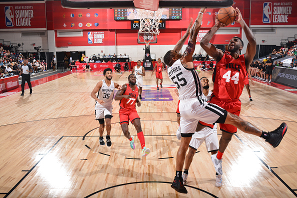 Patrick Williams enjoys a strong start to Bulls' summer league play