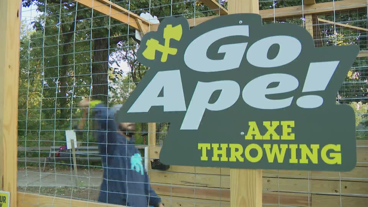 'Go Ape' in Western Springs offers immersive experience with nature