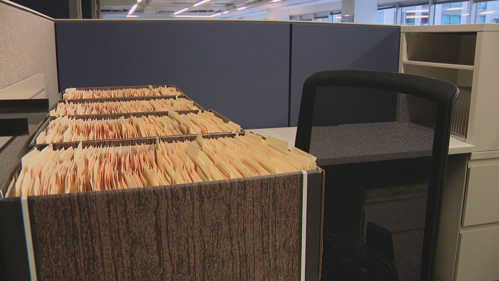 wgntv.com - Julie Unruh - Downtown office vacancies remain at record high